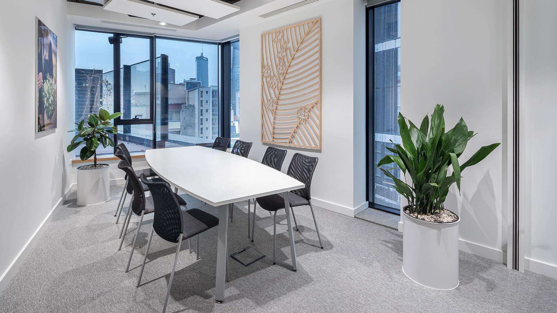 Yves Rocher_meeting room