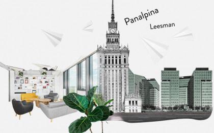 Przestrzeń pracy Panalpina zaprojektowana przez HB Reavis z najwyższą oceną w Leesman Index!