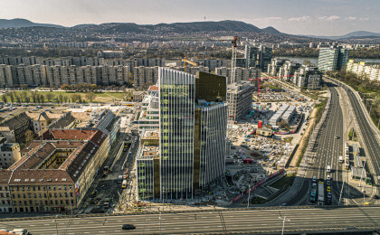 Agora Budapest wita nowego najemcę mimo trudnej sytuacji gospodarczej