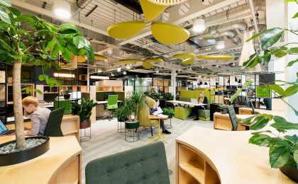 How do you design the right workspace for the return to work